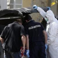 Uccisa e fatta a pezzi a Roma, la donna che ha trovato le gambe: