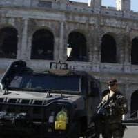 Attentato sulla Rambla, a Roma ipotesi barriere anticamion in via del Corso e Fori