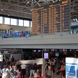 Roma Falso Allarme All Aeroporto Di Fiumicino Per Una