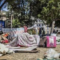 Roma, sgombero di via Curtatone: terminato il censimento dei 107 occupanti