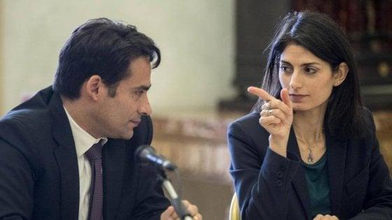 Nuovo caos in Campidoglio: le deleghe del Bilancio a Lemmetti in arrivo da Livorno