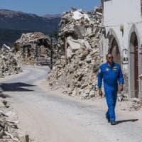 Terremoto centro Italia, il comandante dell'elisoccorso: