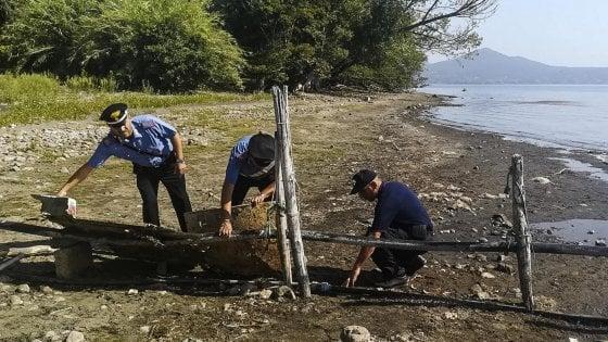 Emergenza acqua, 20 avvisi di garanzia per captazione abusiva del lago di Bracciano