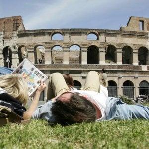 """Roma, Federalberghi: """"Non è stata una grande estate, turismo stazionario"""""""