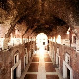 Roma, apertura serale dei Mercati di Traiano con la Casa del Jazz
