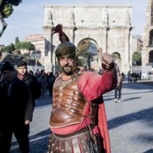 """Roma, centurioni. Il Consiglio di Stato boccia il ricorso: """"Divieti legittimi"""""""