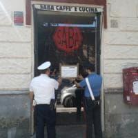 Roma, disturbo alla quiete pubblica e irregolarità: sigilli a un locale di San Saba
