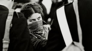 Feste e opposizione  il 77 nelle foto di D'Amico