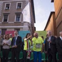 Nella Capitale la corsa per la pace: due italiani vincono la Rome Half Marathon via Pacis