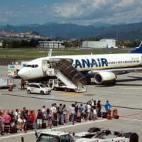 Voli cancellati da Ryanair: nessun disagio a Fiumicino e Ciampino