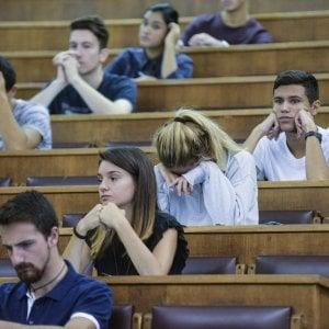Test per psicologia alla Sapienza, dopo l'annullamento nuove prove il 5 ottobre. Protestano gli studenti