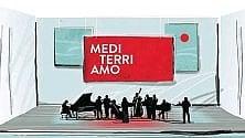 "Mediterri-amo, opera ""navigante"" di Scaparro"