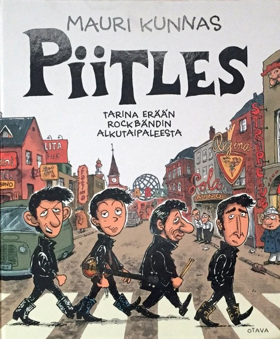 Beatles a fumetti, una mostra al Romics per celebrare i Fab Four