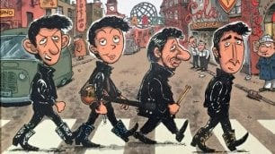 Beatles a fumetti  per celebrare i Fab Four