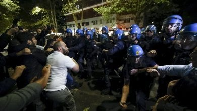 Magliana, tentano 'passeggiata per la sicurezza' 15 denunciati di Forza Nuova