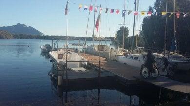 Sabaudia, ecco la barca che può essere guidata in autonomia dalle persone disabili