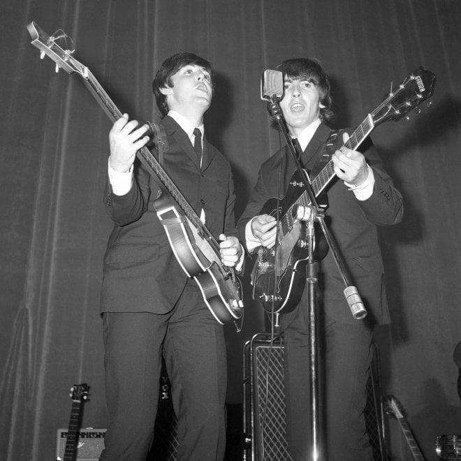 La visita di Kennedy e i Beatles all'Adriano: in mostra al Vittoriano la Roma in libertà di Pais