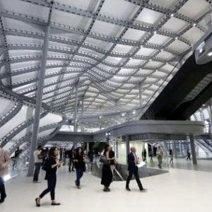 Roma, Più libri più liberi trasloca nella Nuvola di Fuksas