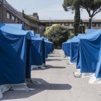 Migranti Roma, chiude l'hub della Croce Rossa di via Ramazzini a Monteverde