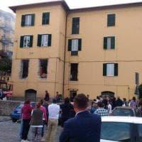 Velletri, esplosione in un appartamento al primo piano di una palazzina: un morto