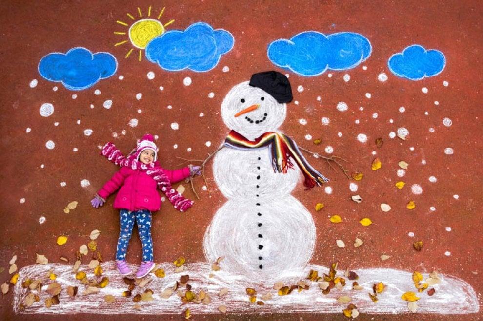 Sguardi, sorrisi e scorci: gli scatti di Obiettivo pace in mostra a Roma