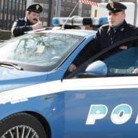 Scatenano una rissa alla Roma-Lido, tre arresti