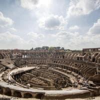 Roma, dopo 40 anni riapre l'Attico del Colosseo