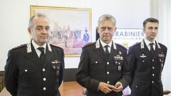 Cambio di guardia ai vertici dei carabinieri della Capitale: arrivano i colonnelli Conio e Toscani