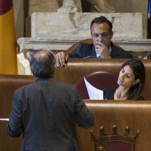 Bilancio e polemiche, De Vito media tra M5S e Oref
