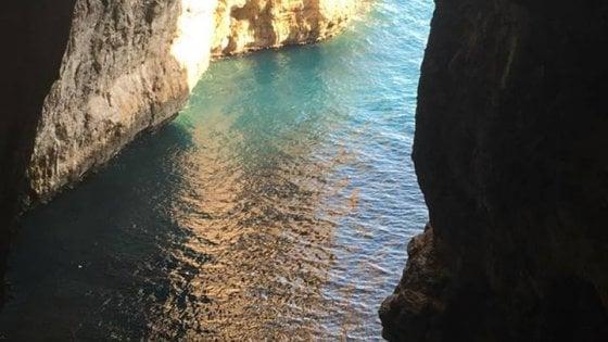 """Gaeta, custodi """"on demand"""" e scalinata chiusa: la grotta del Turco è off limits"""