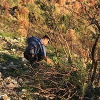 Sermoneta, il mistero dello scheletro ritrovato in un'area verde