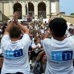 """Roma, Multiservizi: """"Licenzieremo 400 lavoratori entro il 31 dicembre"""""""