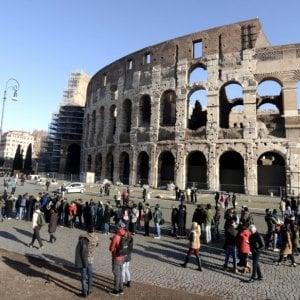Roma, centurioni estorsori. Indagati quattro figuranti