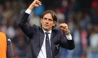 Inzaghi e l'esame Juve: ''Sappiamo cosa ci aspetta, serve una Lazio perfetta''