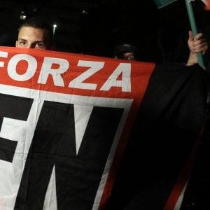 """Forza Nuova, la questura vieta la """"Marcia su Roma"""". Fiore: """"Scendiamo in piazza lo stesso"""""""