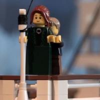 Roma, fratellini danneggiano il Titanic di Lego ma i genitori non vogliono