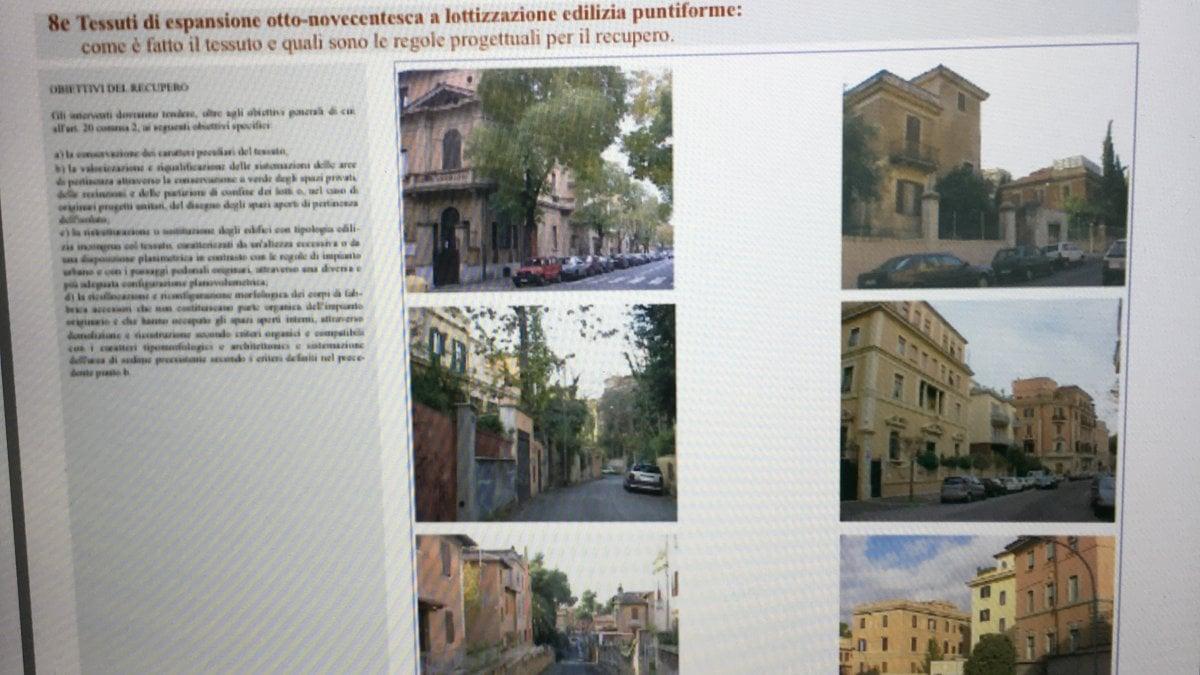 Roma il caso del villino di via ticino la foto gi for Piani principali del padrone del piano principale