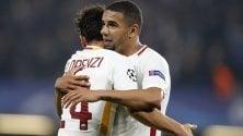 Roma, pari col Chelsea  sfiorata l'impresa