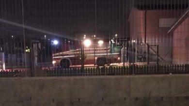 Ponte di Nona, scuola materna in fiamme Nessun ferito, ipotesi dolosa