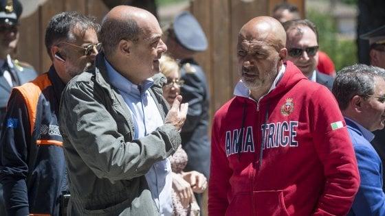 Regionali Lazio, Zingaretti in testa ma il centrodestra vince unito. Berlusconi: stop a Pirozzi