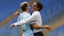 La Lazio batte il Cagliari   la cronaca del 3-0