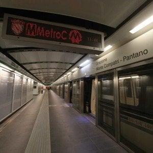 Roma, metro C: prorogata per altri due mesi la chiusura della linea alle 20.30