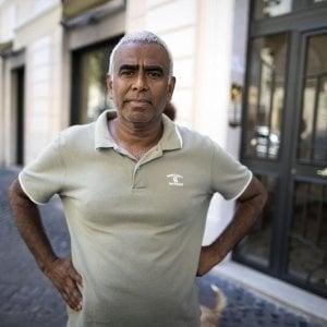 Roma, una nuova casa per Dudal Howlader: era stato insultato e aggredito a Tor Bella Monaca