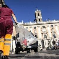 Roma, sciopero generale venerdì 27 ottobre: a rischio raccolta rifiuti