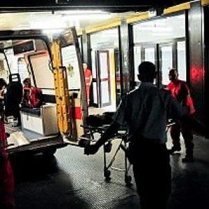 Roma, scontro tra auto e furgone a Genzano: quattro feriti, grave una donna