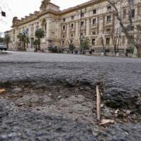 Corte dei Conti, inchiesta sulle buche a Roma: