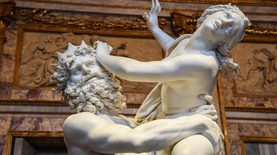 Casa Bernini in mostra alla Galleria Borghese: scultura, pittura e sponsor. Il genio totale in 80 opere
