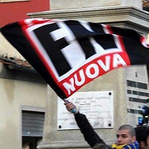 """Roma,  a scuola d'odio da Forza Nuova.  L'appello di un padre:  """"Per lui esistete solo voi"""""""