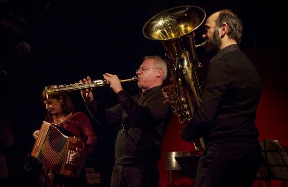 Gabriele Coen Quintet, emozioni da musica klezmer