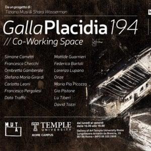 Galla Placidia 194,  15 artisti in mostra da Bartoli a Tozzi